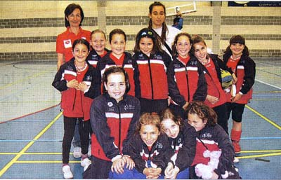 PREMIO DE MINI-VOLEY